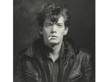 "Robert Mapplethorpe, ""Self-Portrait,"" 1980"