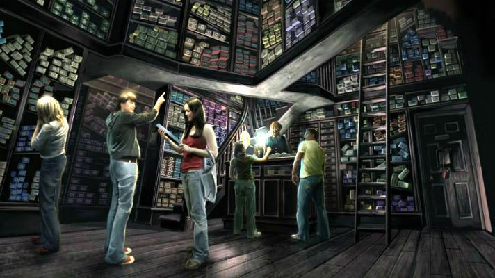 Ollivanders at Universal Studios Hollywood