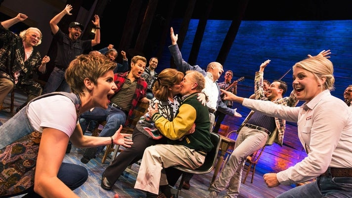 """Come From Away"" at the Ahmanson Theatre"