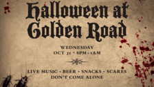 """""""A Night to Dismember"""" at Golden Road Brewing"""
