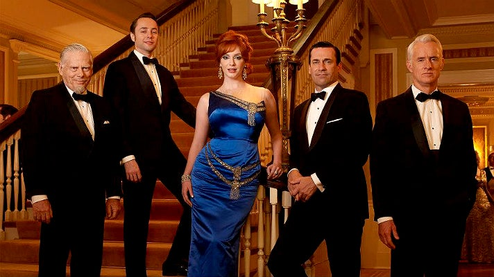 Mad Men Season 6 cast